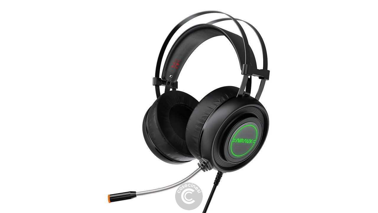 Codice sconto coupon BlitzWolf AirAux AA-GB1 Gaming Headphone