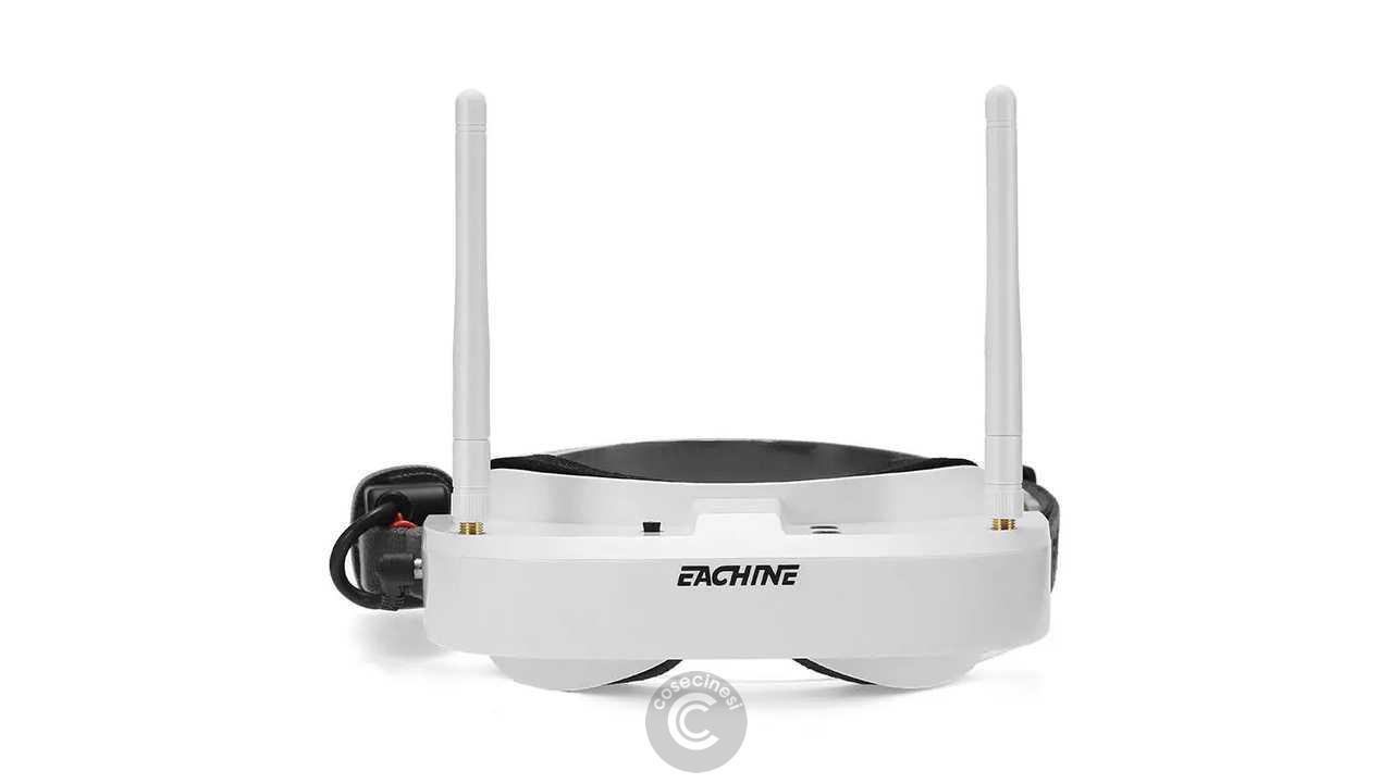 Codice sconto coupon Eachine EV100 FPV Goggles With Dual Antennas Fan