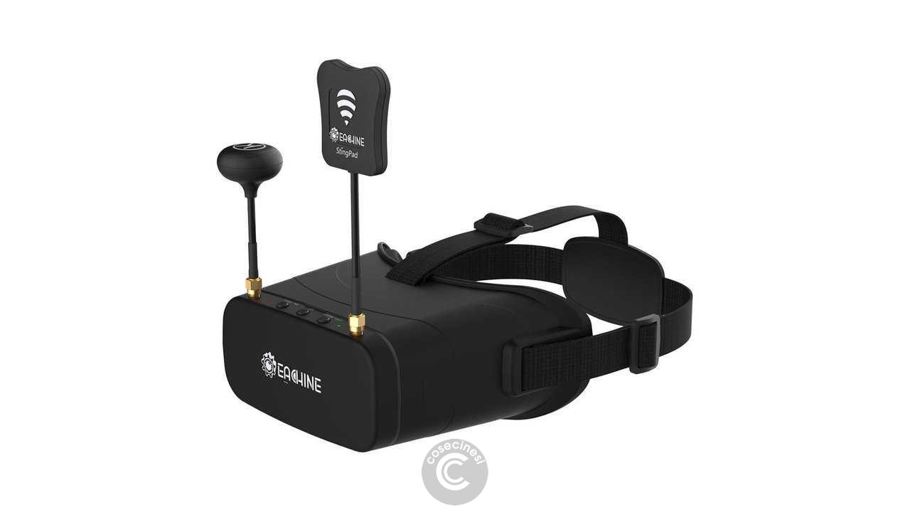 Codice sconto coupon Eachine EV800DM Varifocal FPV Goggles [Czech Warehouse]