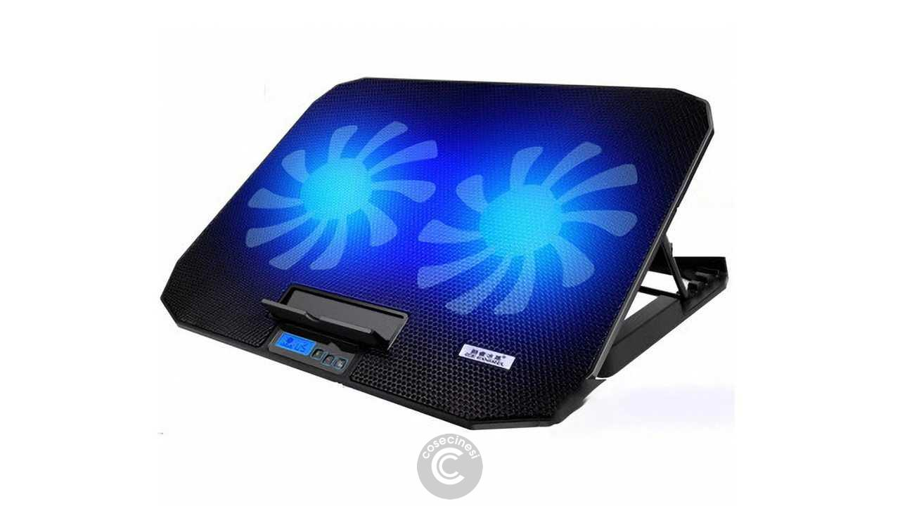 Codice sconto coupon ICE COOREL Cooling Laptop Stand