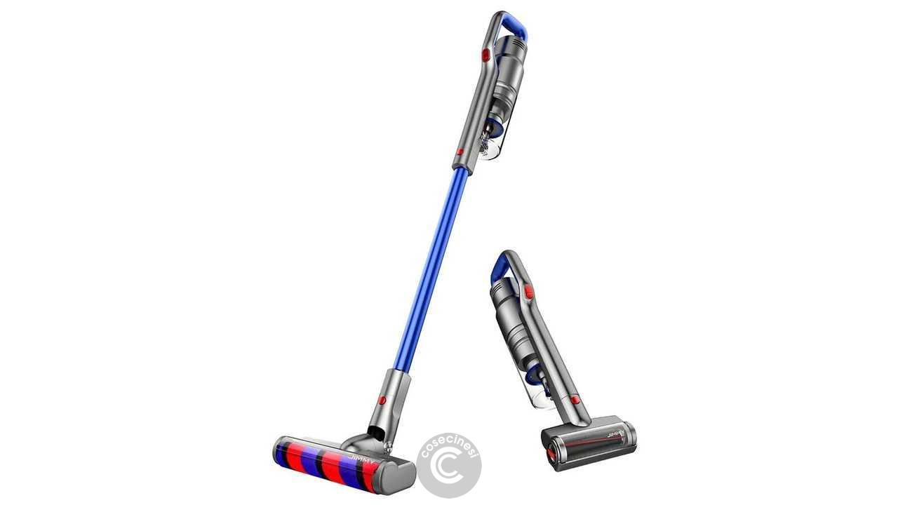 Codice sconto coupon JIMMY JV63 Handheld Cordless Vacuum Cleaner