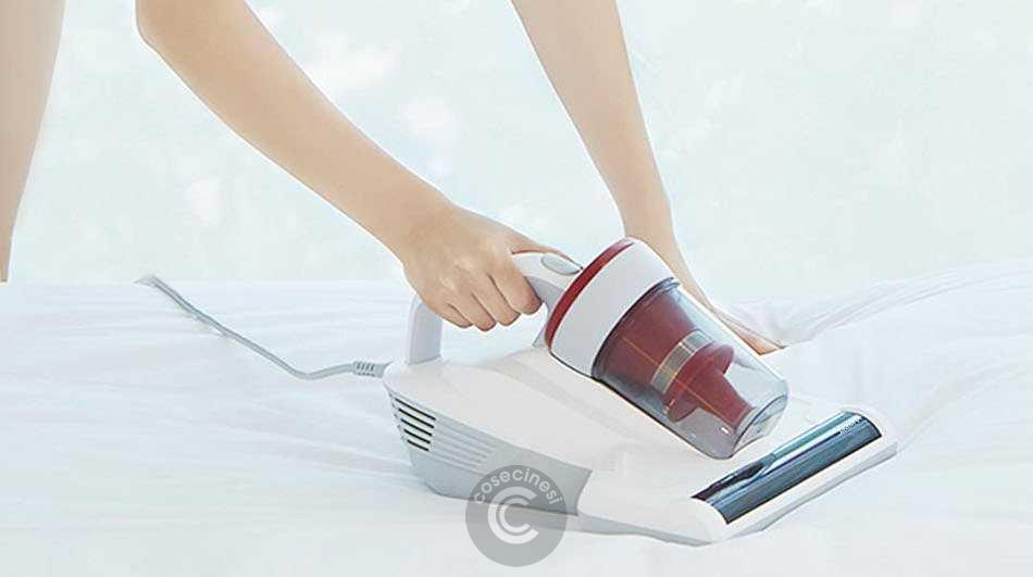 Codice sconto coupon Xiaomi Jimmy JV11 Handheld Dust Mite Vacuum Cleaner