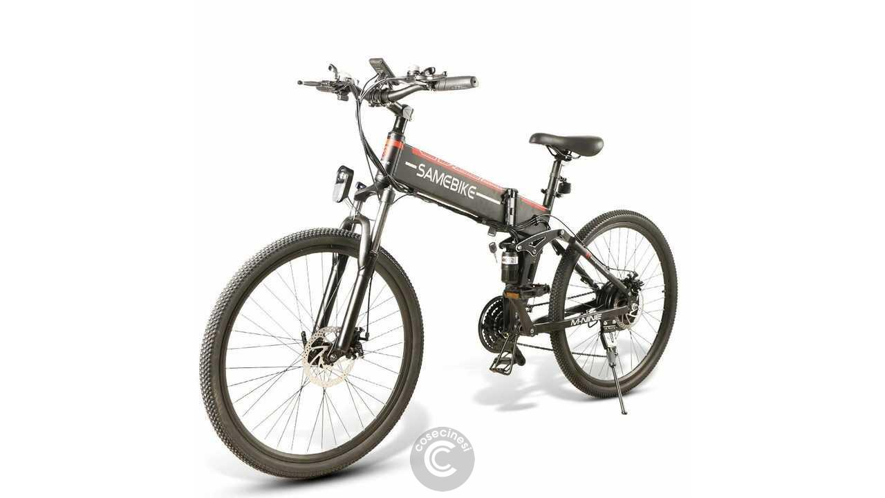 Codice sconto coupon SAMEBIKE LO26 Spoke Tire Electric Bike [10.4Ah] [UK Warehouse]