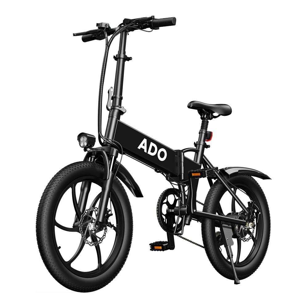 ADO A20 bici elettrica ecommute