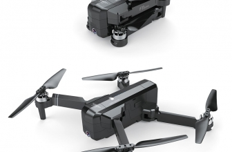 SJ R/C F11 drone brushless con GPS e camera FullHD