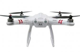 FreeX MCFX Quadricottero economico con GPS e motori Brushless