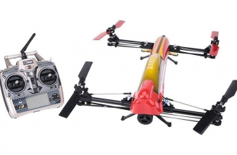 WLtoys V383 500 Electric 3D Inverted Flight 6 Axis