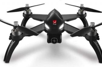 Recensione Bugs 5W B5W – drone GPS con camera orientabile