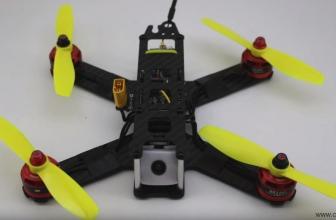 Costruire un drone Racing: tutti i componenti necessari