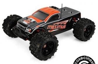 DHK HOBBY 8382 Maximus 1:8 Brushless RC Monster Truck – RTR