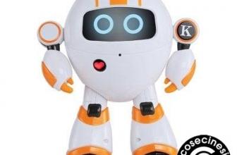 JJRC R14 Intelligent Remote Control Round Robot