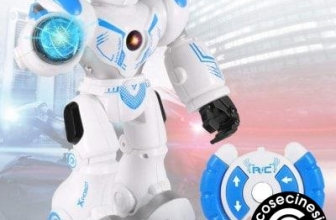 Smart RC Robot Toy Remote Control Robots Programmable Robotics Christmas Gifts