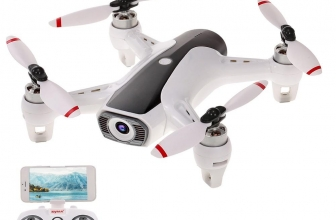 Syma W1, drone brushless GPS, FullHD, sotto i 250 grammi